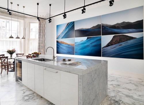 Medium Of Kitchen Set Design
