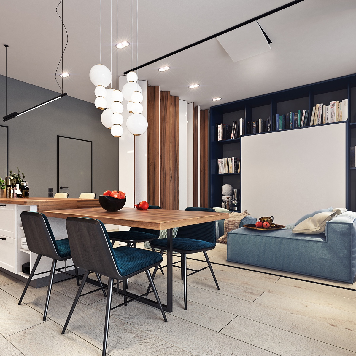 Modern Apartment Decor Beautiful Studio Apartment Designs Combined With Modern