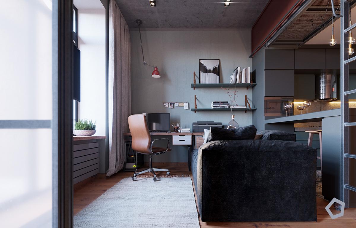 home office decoration idea