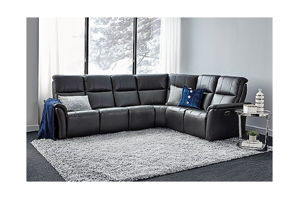 Sofas And Recliners Elran Amelia Sectional - Room Concepts