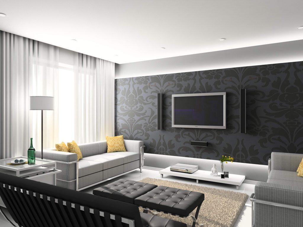 Modern Living Room Decorations How To Get A Modern Bedroom Interior Design