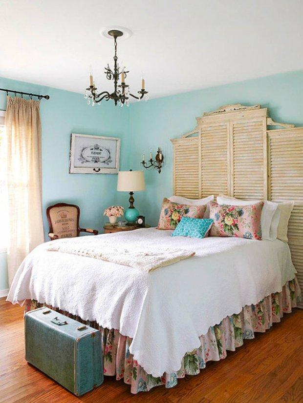 decorate vintage bedroom ideas