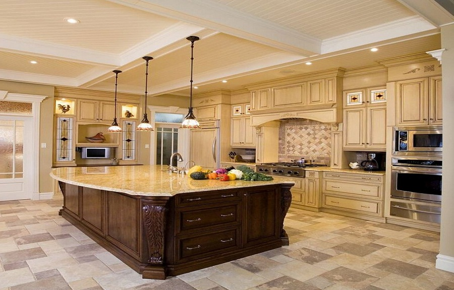 large white coffered ceiling white wooden kitchen remodel design kitchen remodeling kitchen design kansas cityremodeling kansas city