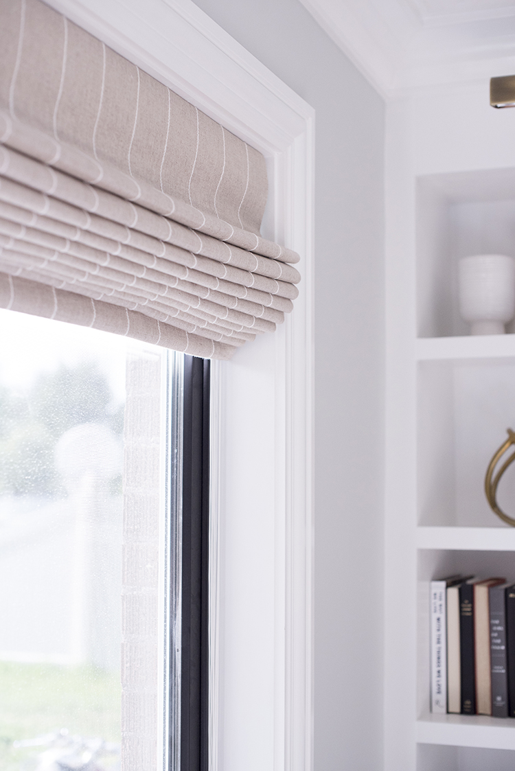 Diy Roman Shades Easy How We Choose Roman Shades Room For Tuesday Blog