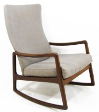 ole wanscher and danish modern rocking chairs | room for ...
