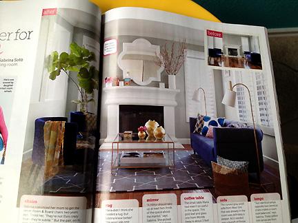 Magazine Monday: HGTV Magazine