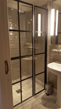 Grid Shower Doors & SHOWER DOORS AND MIRRORS.