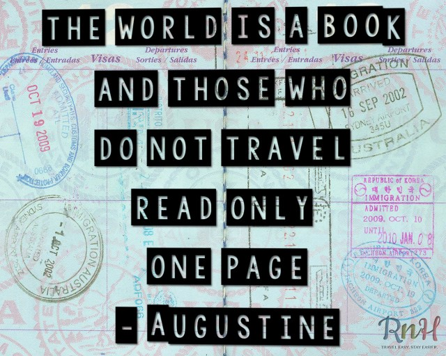 The world is a book_Augustine