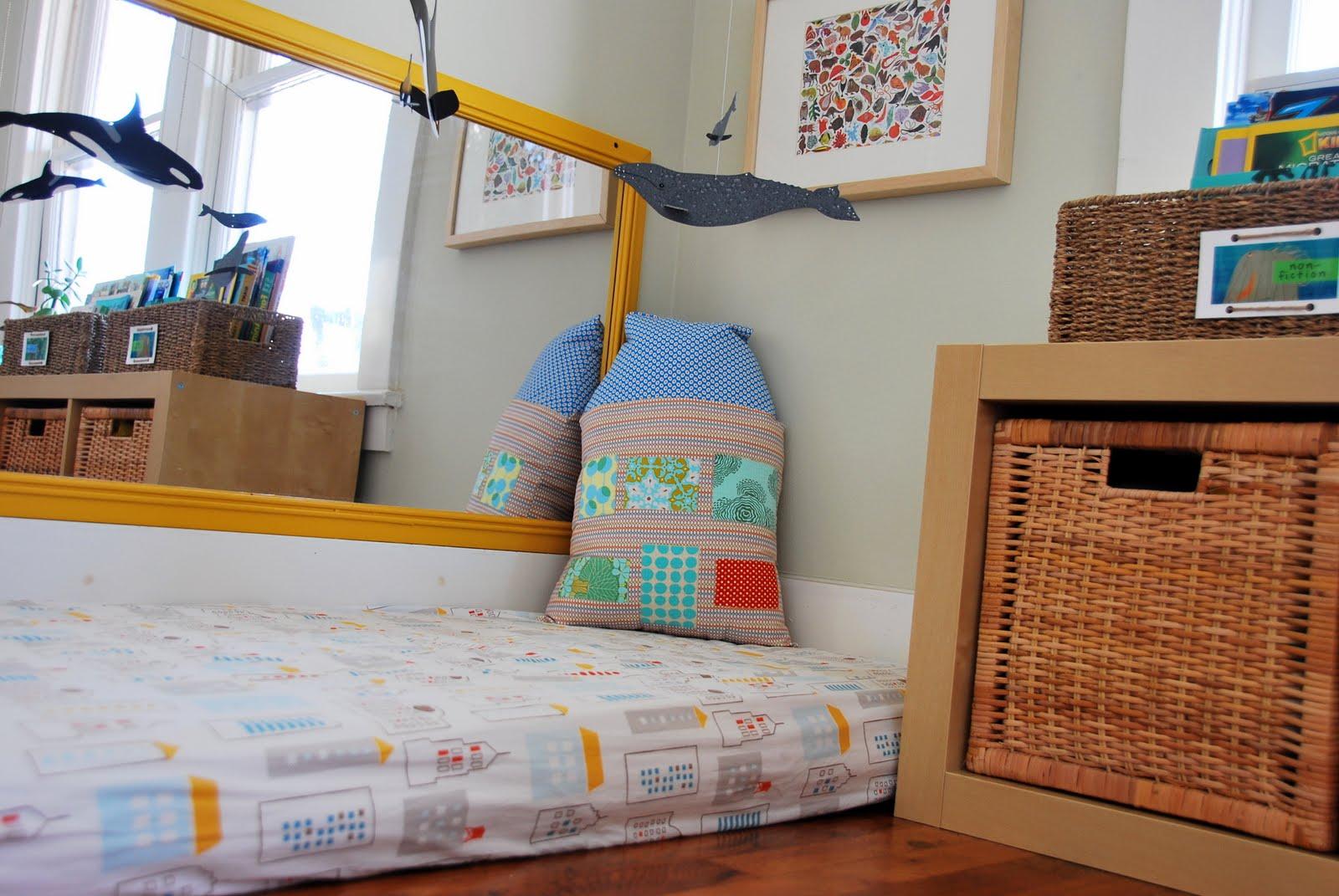 Montessori Una Habitacion Diferente Room Room Bebe