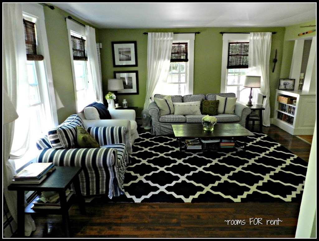 Living Room Update Ideas living room update~ - rooms for rent blog