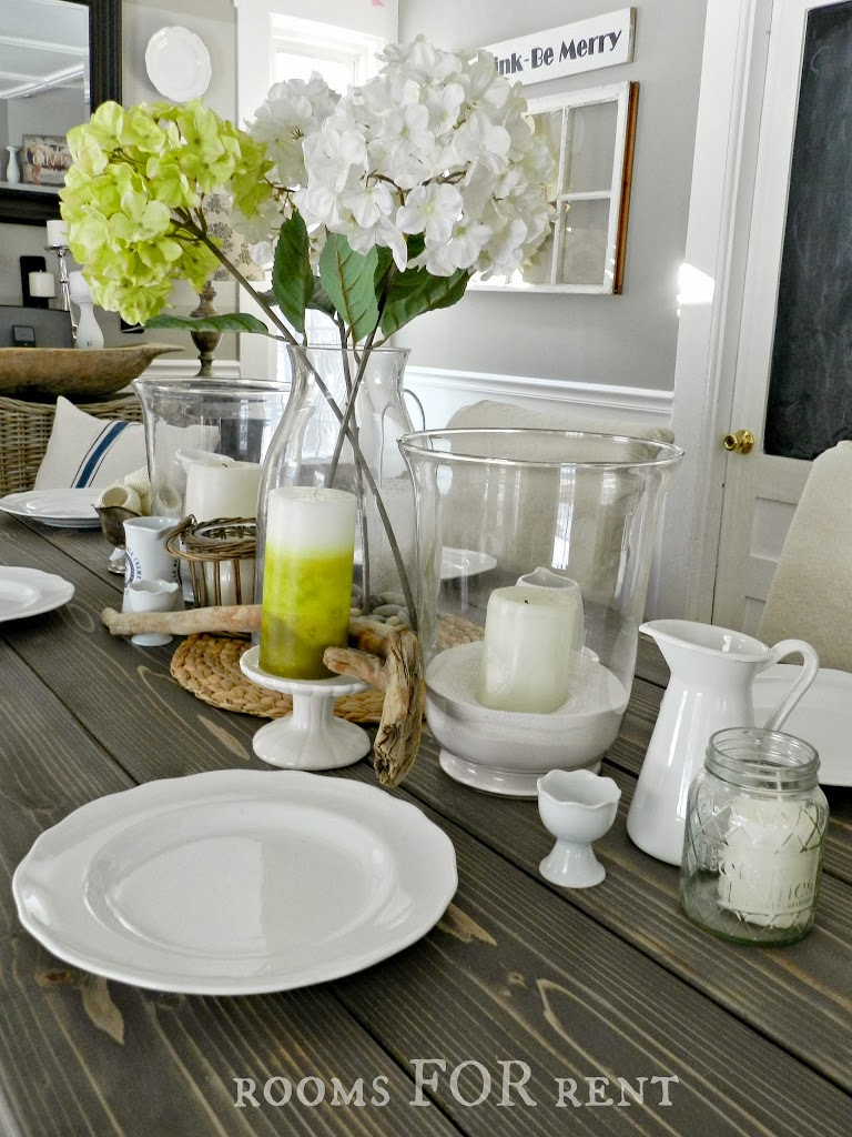 our new farmhouse dining table rooms for rent blog