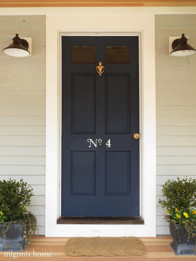 Beachy cottage guest house tour rooms for rent blog for Outer doors for homes