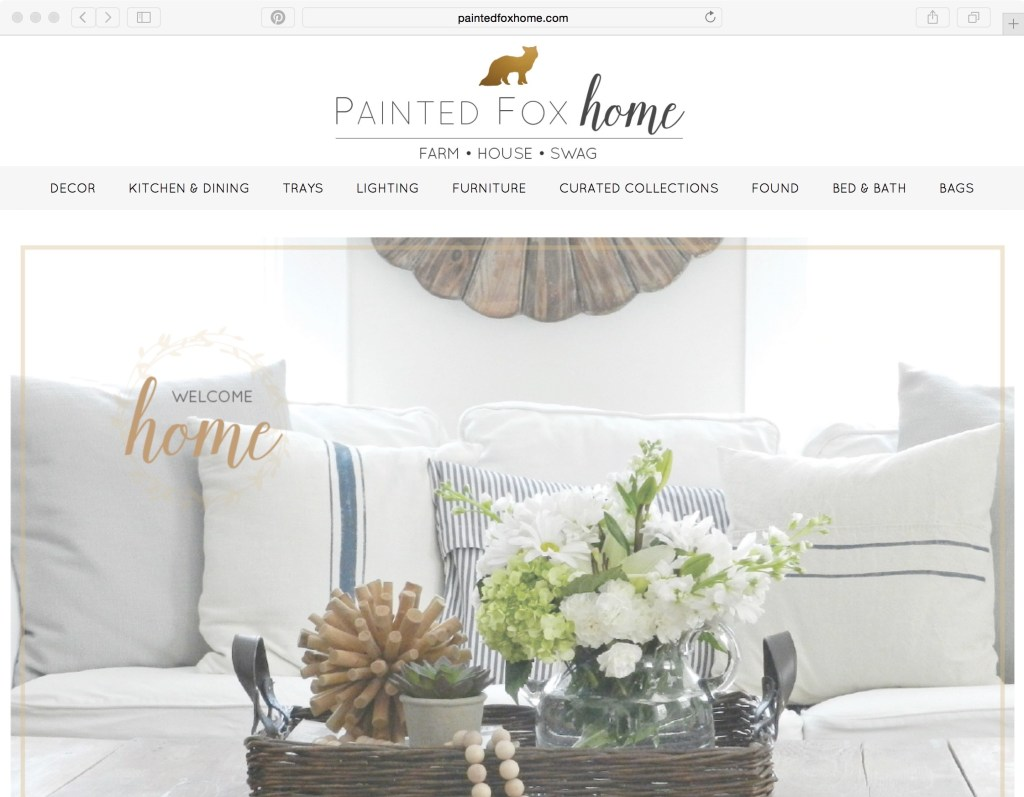 Painted Fox Home