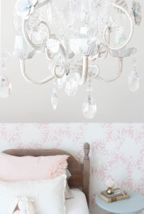 Girl's Bedroom Details & Sources