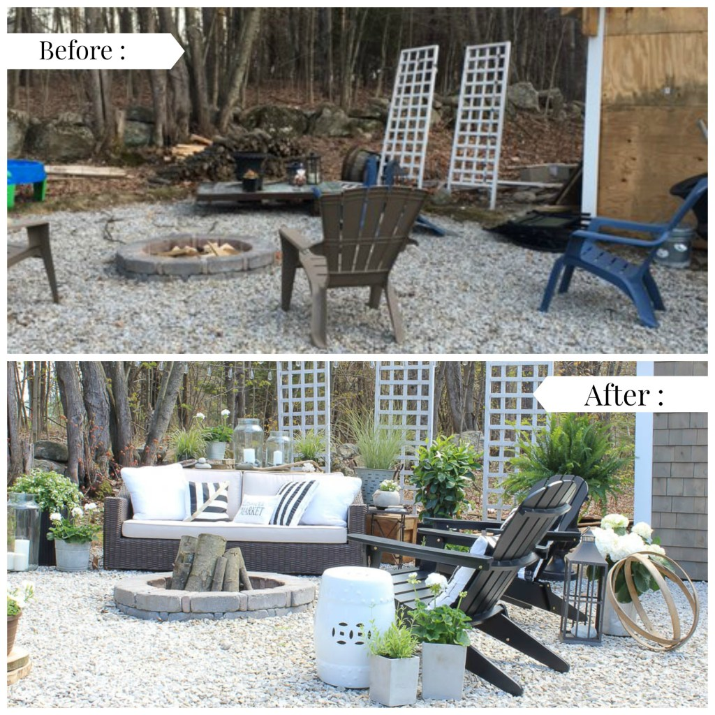 Before & After Patio Makeover | Rooms FOR Rent Blog