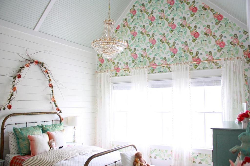 Decorating with Wallpaper | Rooms FOR Rent Blog