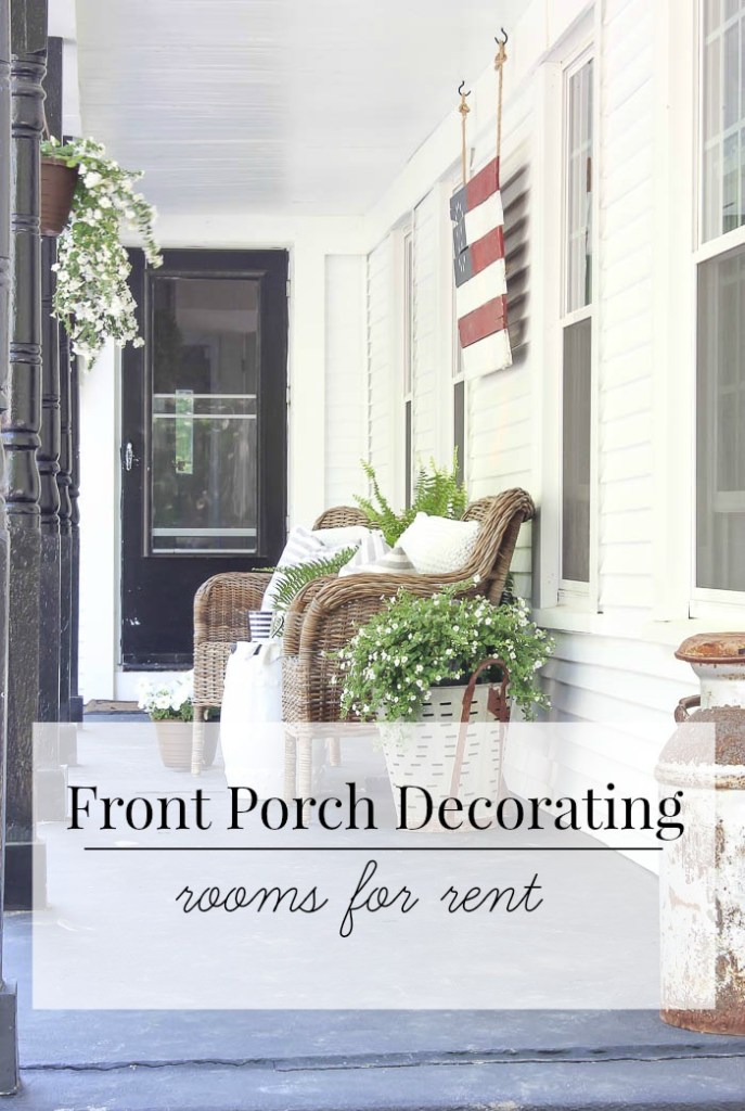 front porch decorating rooms for rent blog. Black Bedroom Furniture Sets. Home Design Ideas