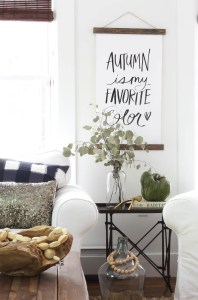 Fall Decor Sneak Peak with Vol. 25