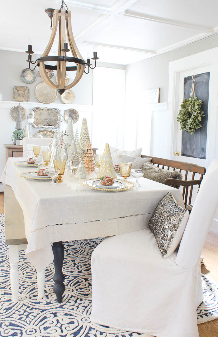 Holiday Tablescape | Rooms FOR Rent Blog