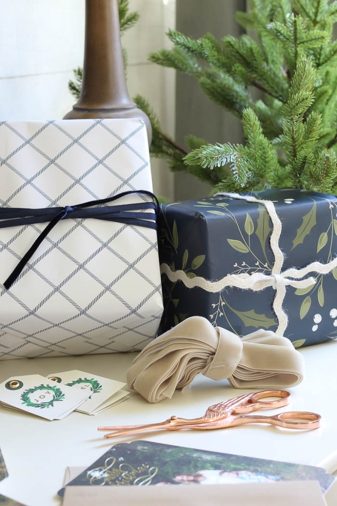 Christmas Gift Wrap Station | Rooms FOR Rent Blog