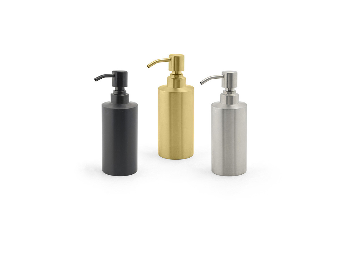 Metal Soap Dispenser Pump 12oz Stainless Steel Soap Pump