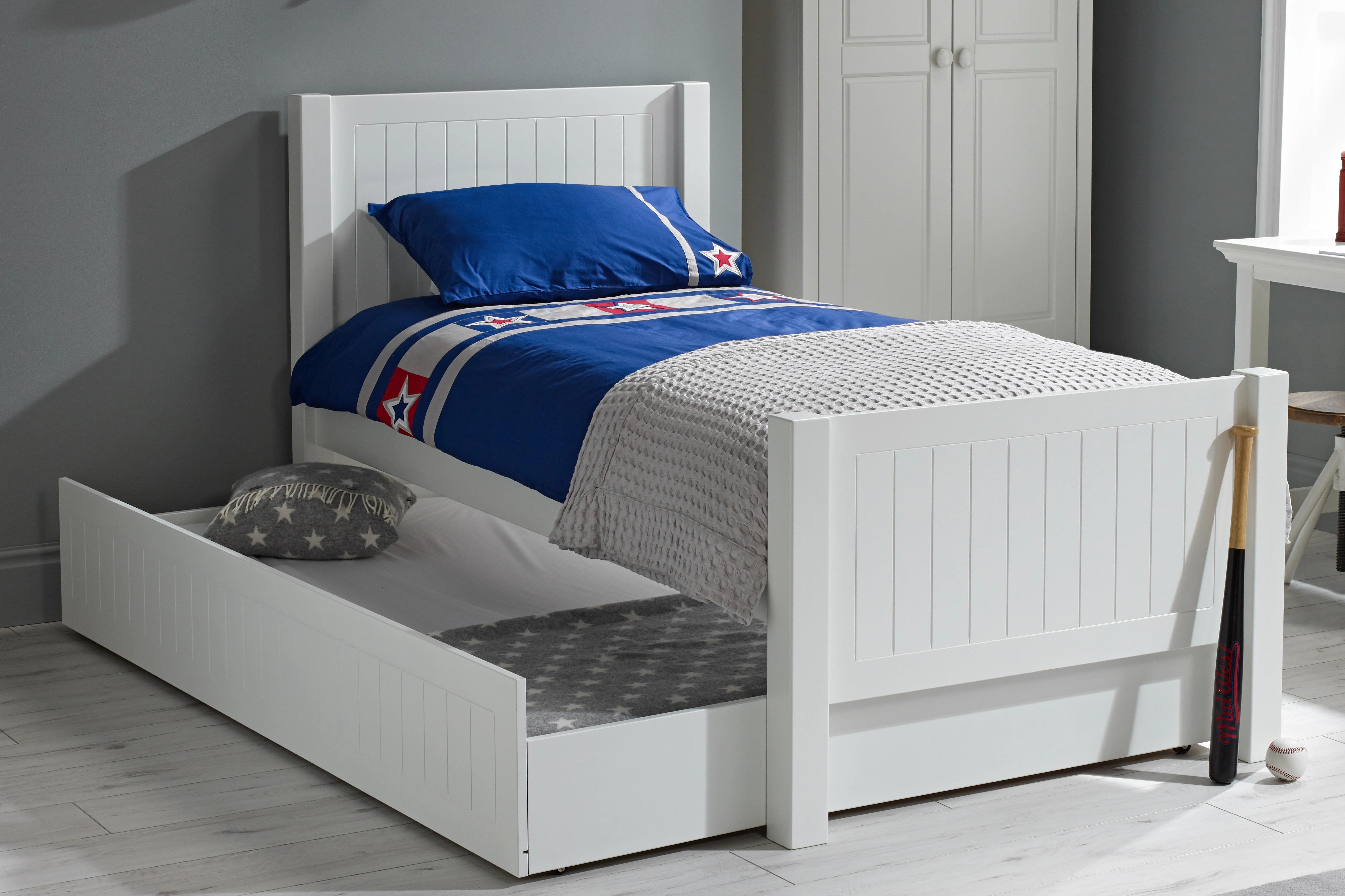 Stompa Classic Bunk Bed Ollie Leila Classic Single Bed