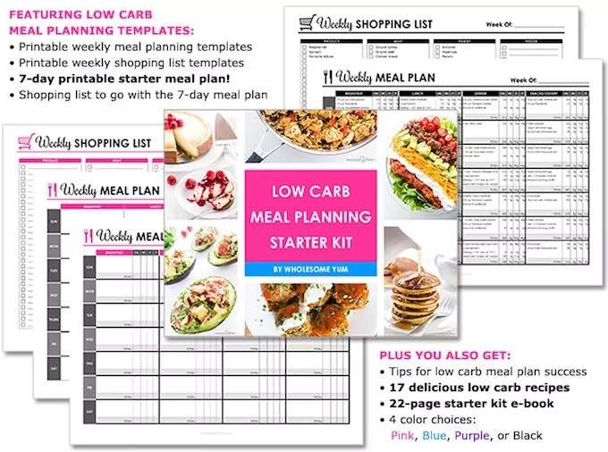 6 Healthy Weekly Meal Plans To Make Dinner Easier Root + Revel - healthy weekly meal plans