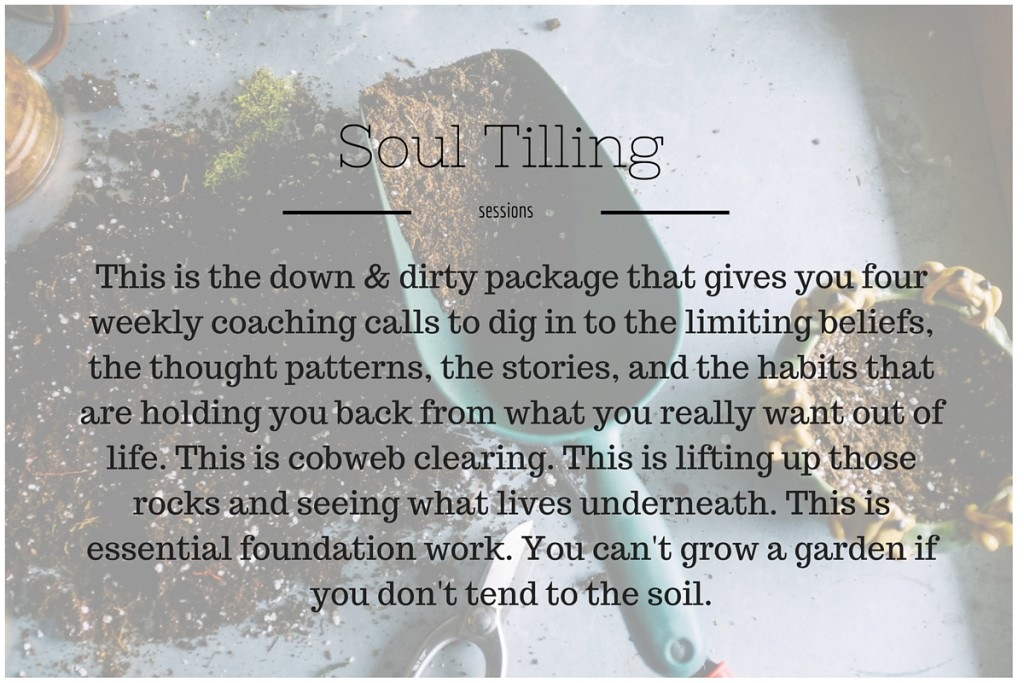 Soul Tilling graphic