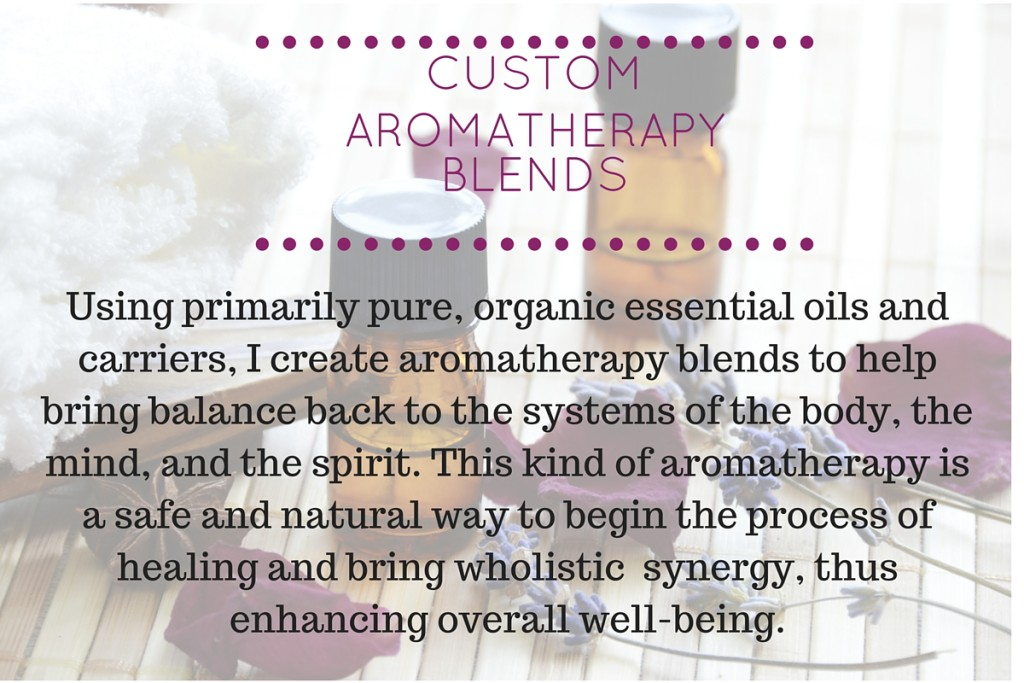 Custom Aromatherapy Blends-2