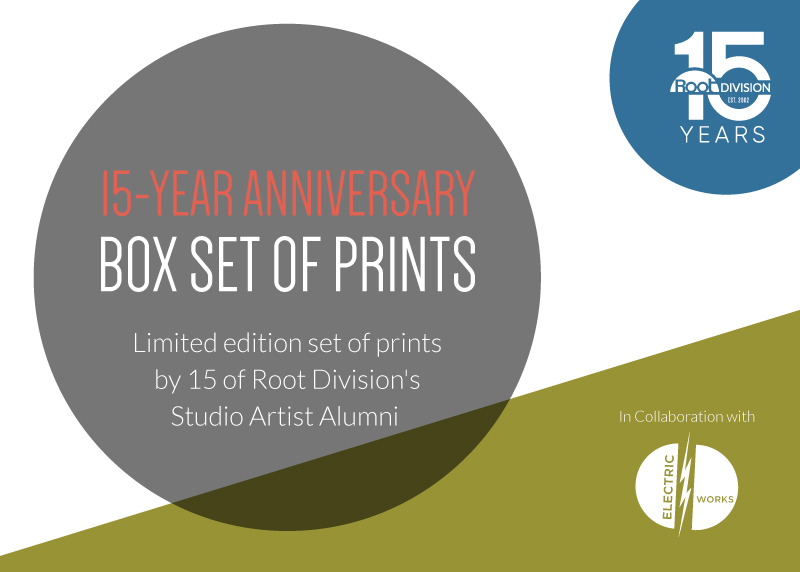 15-Year Anniversary Box Set of Prints Root Division