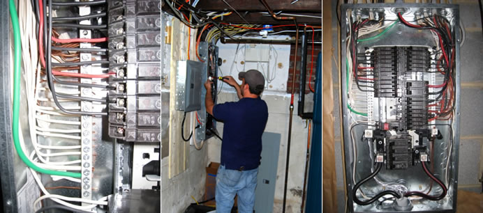 Recessed Lighting Bulb Installation Electric Panel Change And Repair Services By Master Electrician