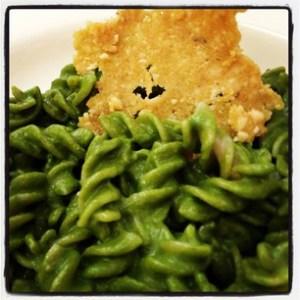 Basil Pesto with Truffled Parmesan