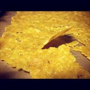 Truffled Parmesan