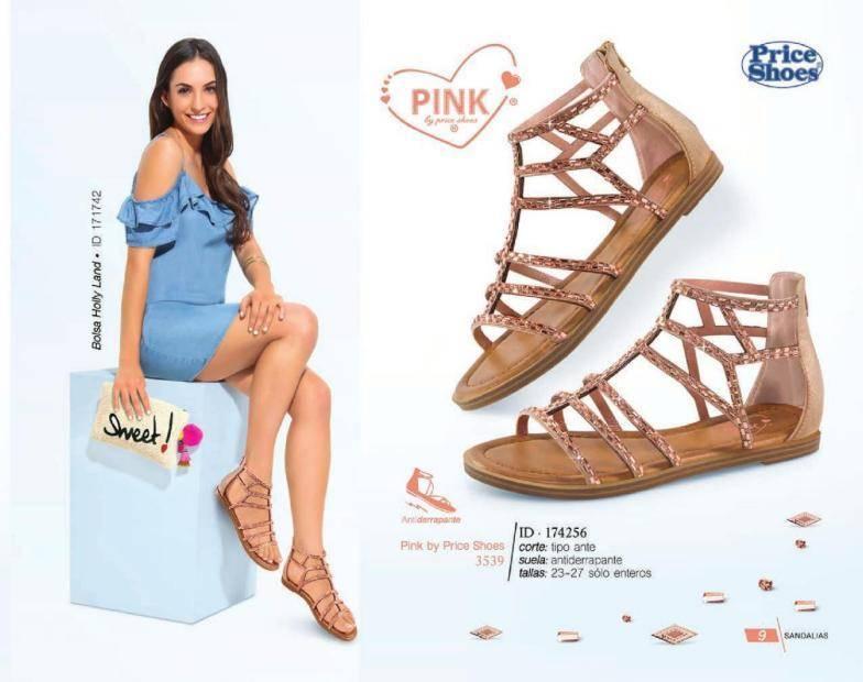 Catalogo Price Shoes Sandalias 2018 Nuevo