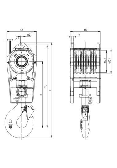 Diagram Crane Cable Reeving File Pm13226