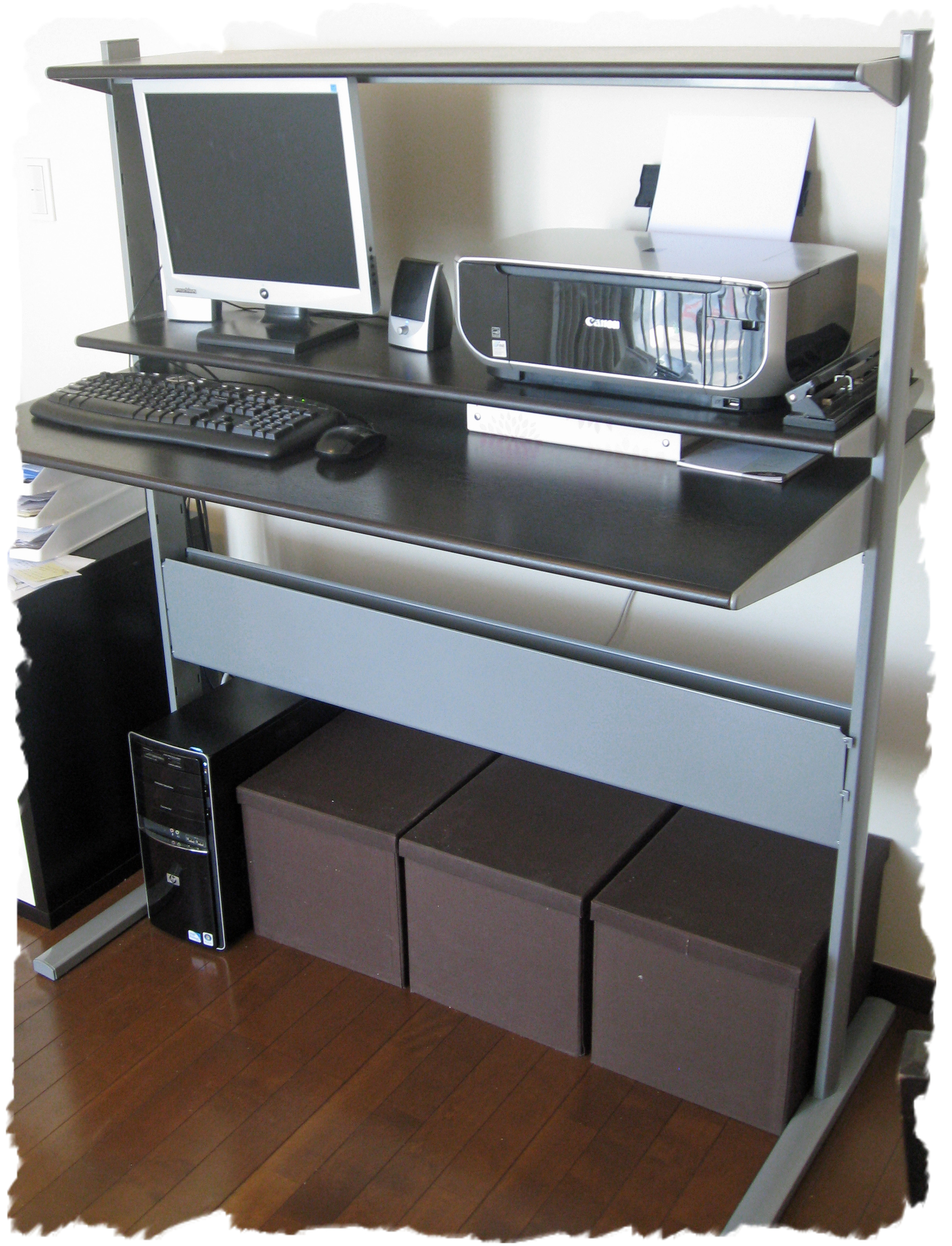 Workstation Furniture Sayonara Roppongi Hills Finding A Good Home For Our Well