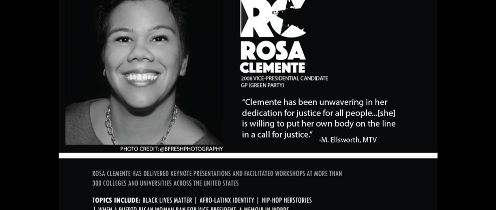 Rosa-Clemente-if-i-was-president-speaking-tour-banner