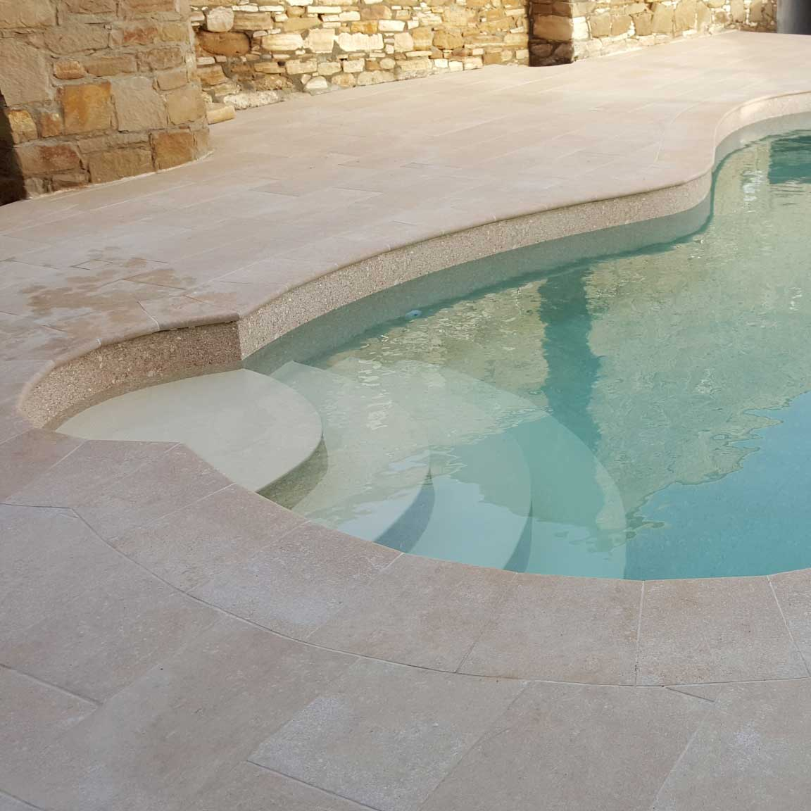 Material Piscina Private Pool Complete Solutions For Your Pool Rosa Gres