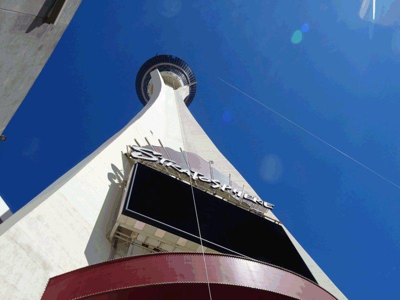 SkyJump Las Vegas I Survived! - RosalindGardnerme