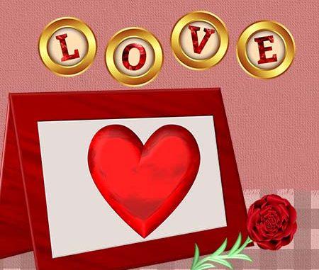 Imagenes de Rosas y Corazones \u2013 ROSAS DE AMOR - rosas y corazones