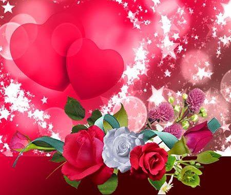 Rosas de Amor y Corazones \u2013 ROSAS DE AMOR - rosas y corazones