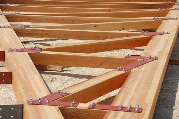 Rosboro Custom Glulam - Building Better Engineered Wood Products