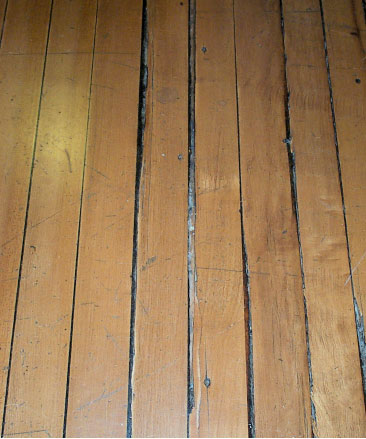 Refinish Old Hardwood Floors Without Sanding:Restoring Old Wood Floors