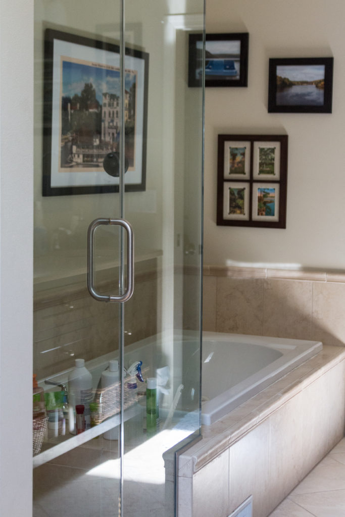 How To Clean A Glass Shower The Easy Way Rose Clearfield