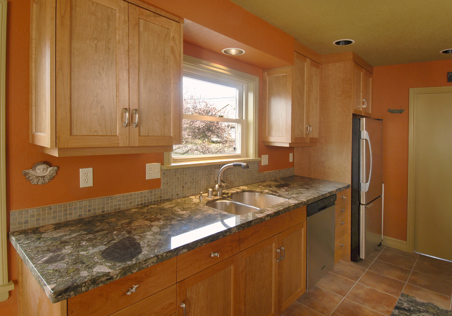 Kitchen Top Cabinet Granite Countertops Notes From The Field
