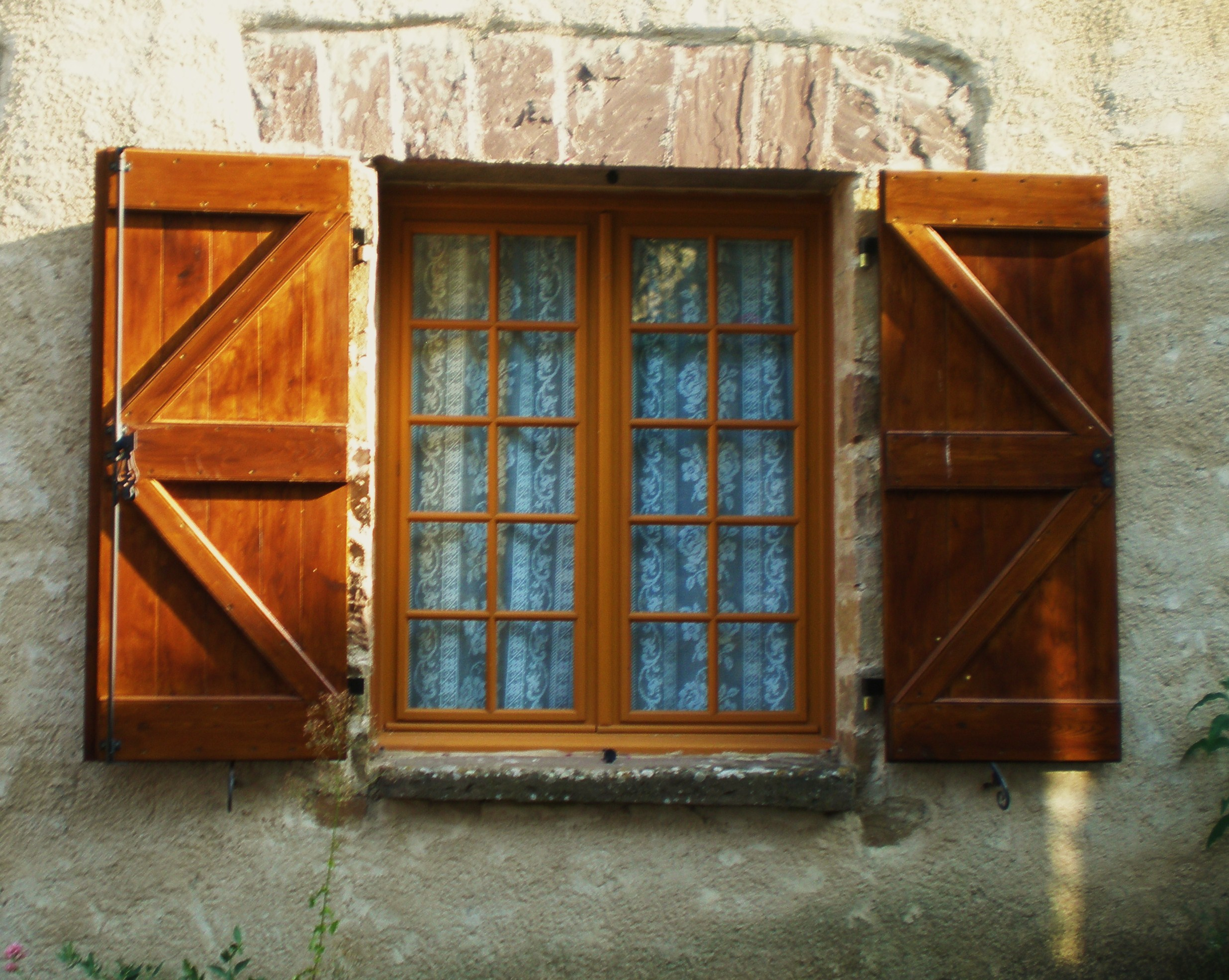 Published august 30 2009 in charming french shutters full size is