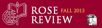 Rose Review Banner Fall 2013