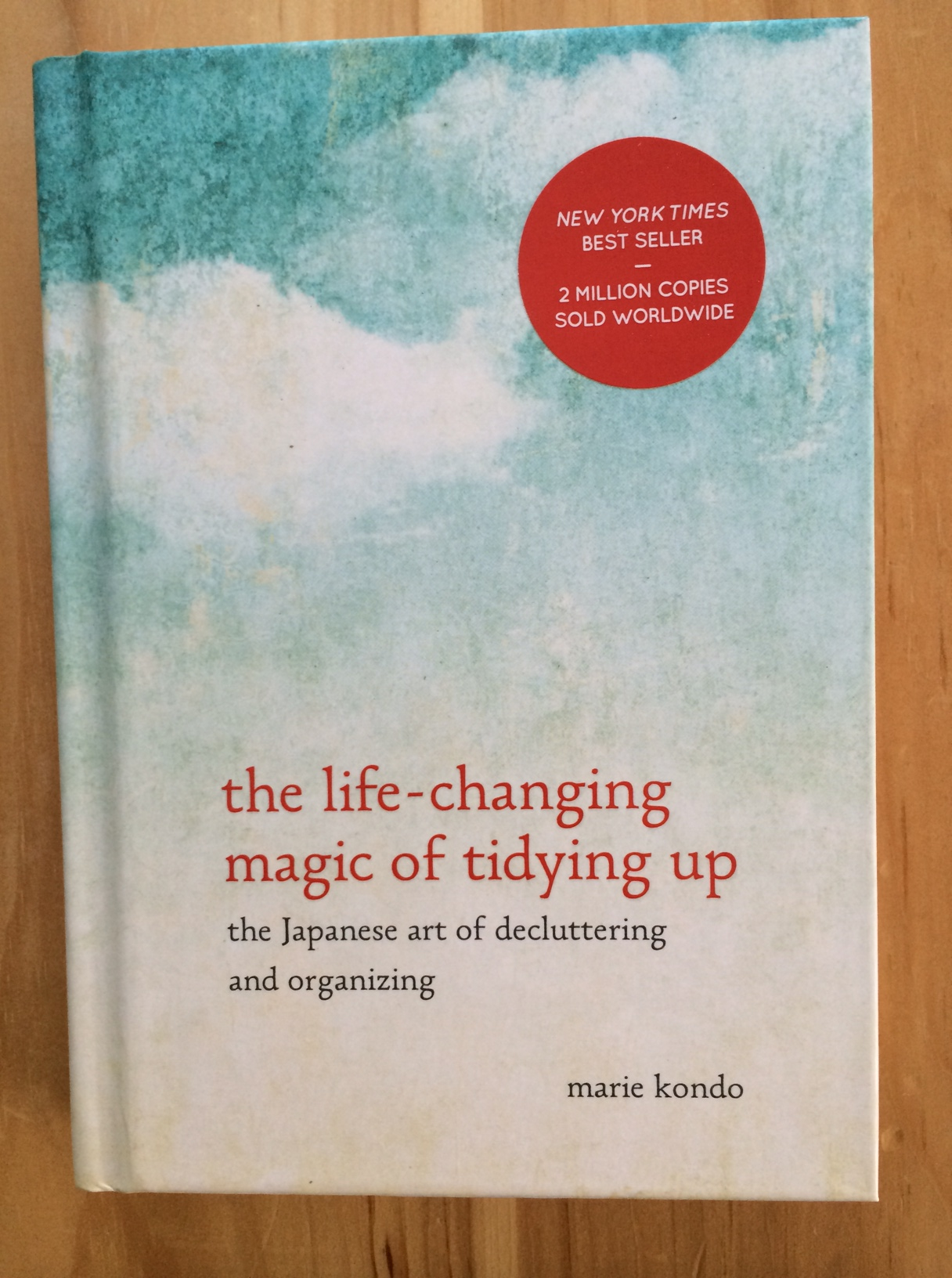 The Life Changing Magic Of Tidying Review The Life Changing Magic Of Tidying Up By Marie Kondo