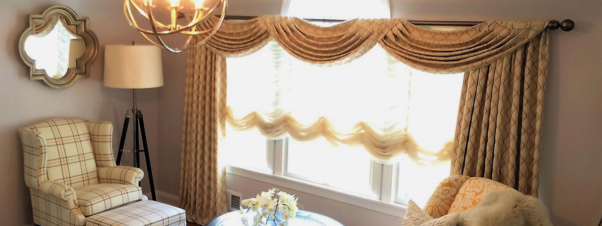 Window Treatments In Matawan Custom Drapery Installer Matawan Nj