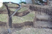 97+ Landscaping Ideas Retaining Wall Hillside